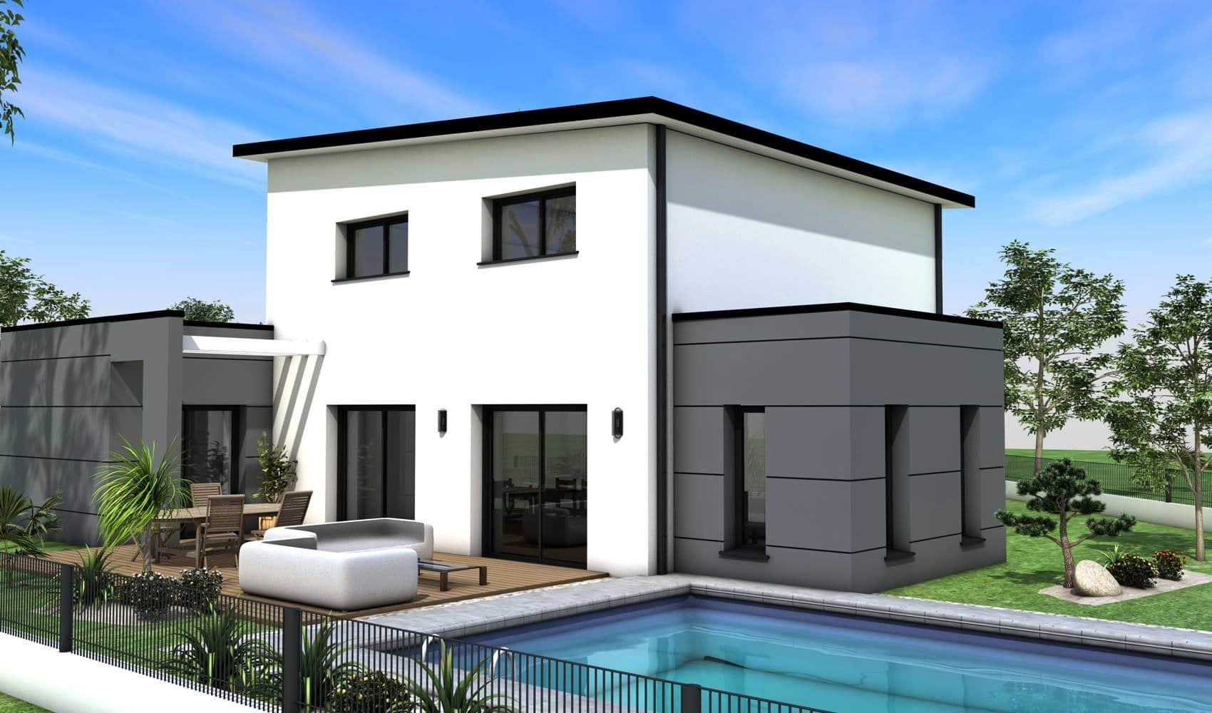3 exemples de maisons à connaître avant de construire la vôtre