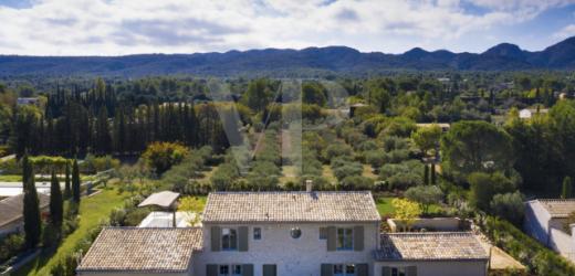 Aperçu sur le marché immobilier en Alpilles