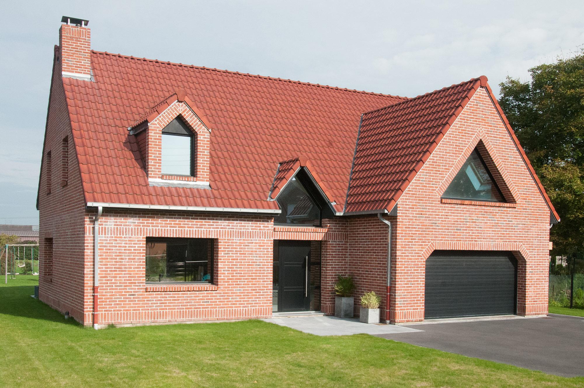 Construire des maisons traditionnelles