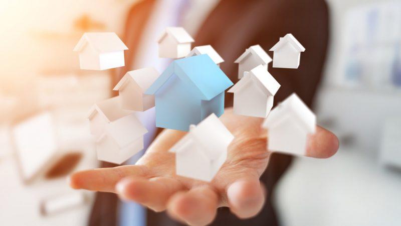 Achetez un bien immobilier avec des cryptomonnaies !