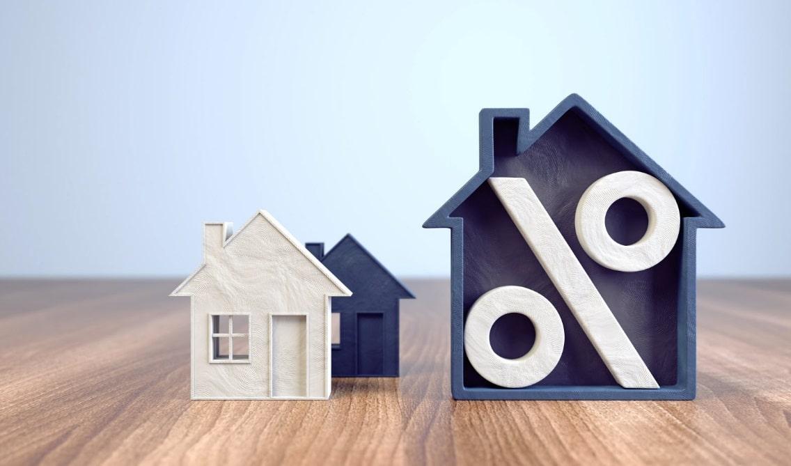 Prêt immobilier : une hausse de 0,10 % des taux de crédit en mars 2021